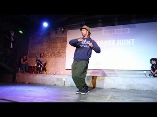 Hip Hop Judge - Loose Joint Showcase SMWYG Vol.1 Shanghai