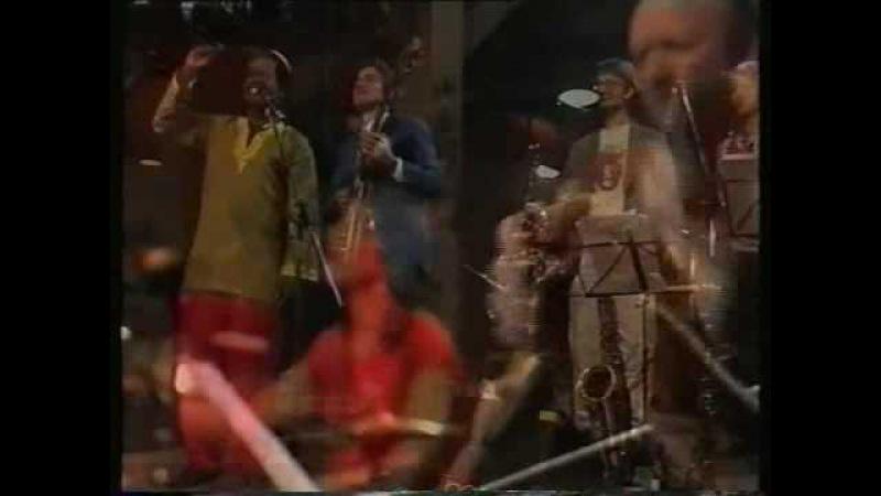 Pierre Dorge New Jungle Orch feat Johnny Dyani John Tchicai Marilyn Mazur Harry Beckett a o