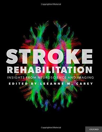 Stroke Rehabilitation Insights from Neuroscience and Imaging