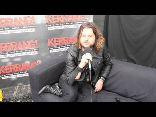 Kerrang! Download Podcast 2016: Rival Sons