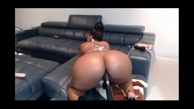 Bbc Destroys Big Booty Ebony