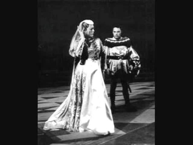 Renata Tebaldi Mario del Monaco Dio ti giocondi Otello 1955