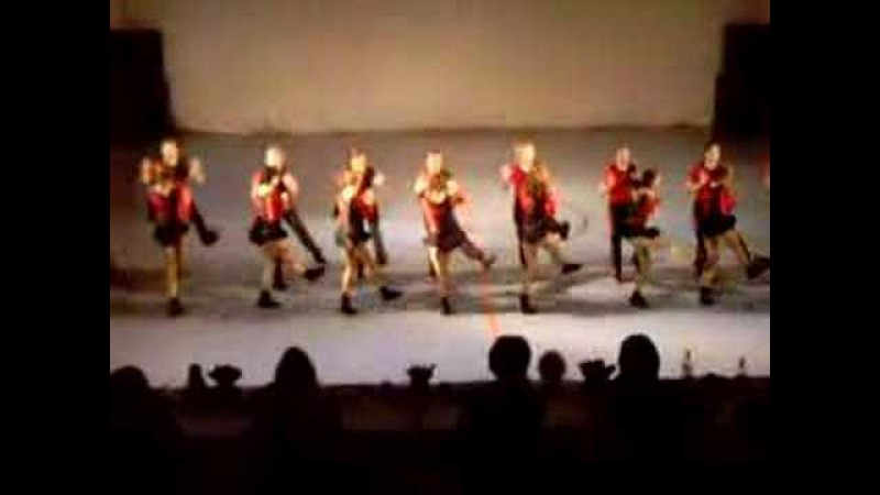 Rock'n'roll vorrunde tanz 2008