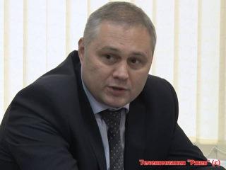 Пресс-конференция с главой администрации г. Ржева А. Ейстом