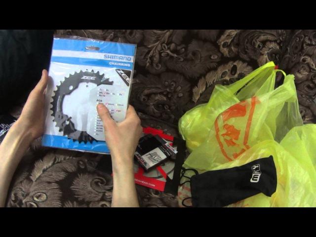 Shimano ZEE chainring 38T