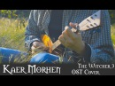 The Witcher 3 - Kaer Morhen - Cover by Dryante