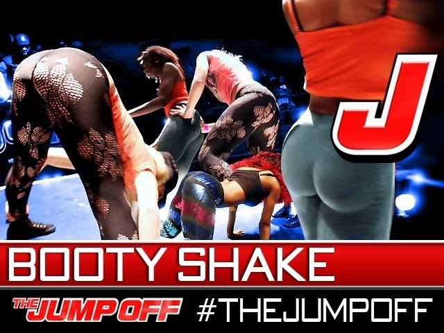 BOOTY Ass Shaking Contest TheJumpOff 2012 WK04