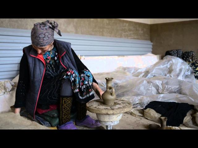Балхарская керамика