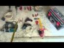 инструмент гипсокартонщика базовый набор Tool plasterboard