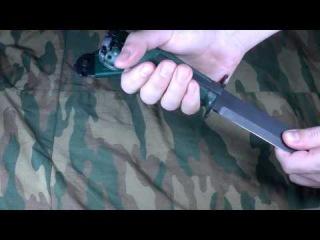 Нож разведчика стреляющий НРС 2