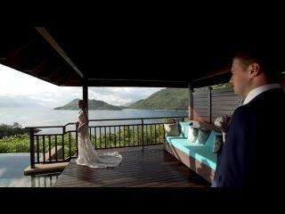 Wedding in Seychelles. Anton & Julia