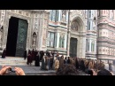 Ciak a Firenze per il film sui Medici con Dustin Hoffman e Richard Madden