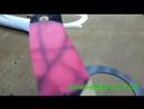 Изготовление обьемных световых букв подробное видео