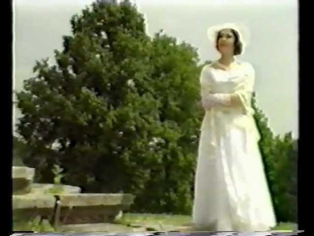 Анастасия Вяльцева: «Я степей и воли дочь...», 1901.
