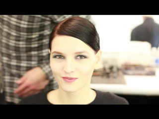Interview with model katlin aas, new york fashion week fw 2012-13
