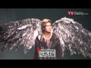 박정민 Park Jung Min Dominic's Way runway model Apr 02 2012
