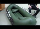Видеообзор лодки Мнев Вуокса V240 от сайта v