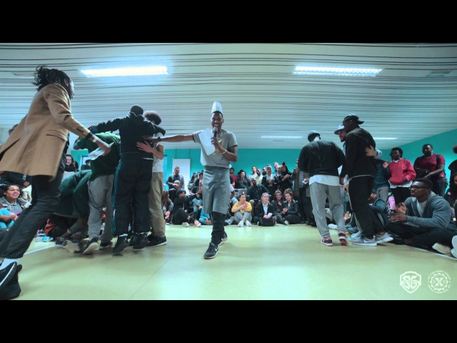 Kery Zyko Sarcellite vs Sam Yann YUDAT 1 4 Finale Battle Sa Graille 2