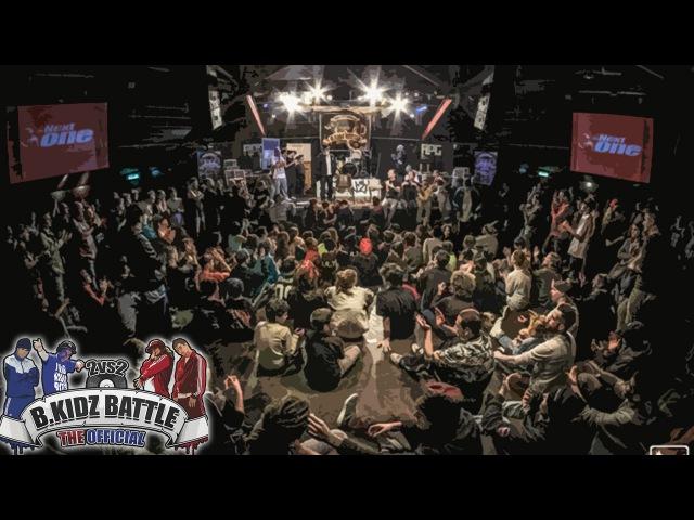 Bkidz Battle 2015 Judge solo Kacyo Cugi Lil Kev Next one