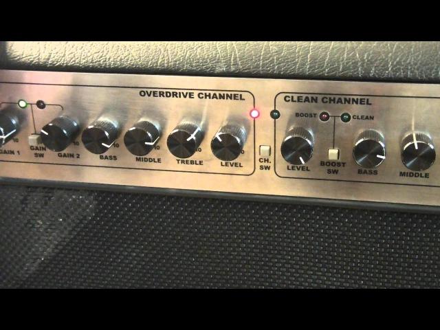 Randall rg 50 tc test- part2