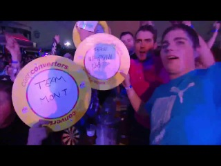 Michael Smith vs Andy Smith (Players Championship Finals 2014 / Round 1)