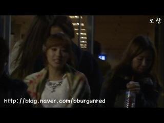 [FANCAM] 141028  Secret: Джиын @ После KBS1 Open Concert