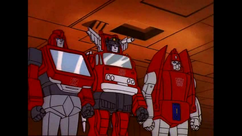 Transformers G1. S2E37 - The Search for Alpha Trion