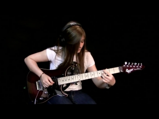 Pink floyd comfortably numb solo cover from tina s