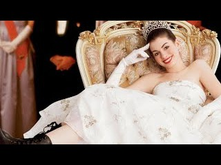 The Princess Diaries 2001 - Julie Andrews, Anne Hathaway, Hector Elizondo