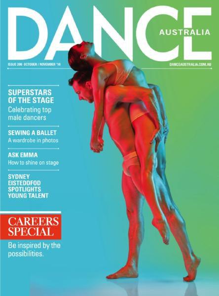 Dance Australia - October-November 2016