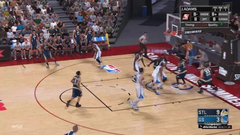NBA 2K17 PS4 - MyGM Expansion - 2 - St. Louis Sound