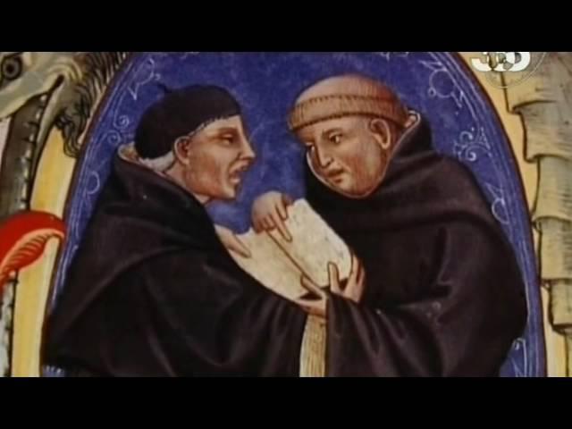 BBC Средневековая Жизнь 2 Монах