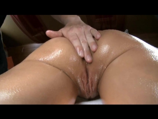 Kristina uhrinova , melisa mendiny  czech girl oil massage