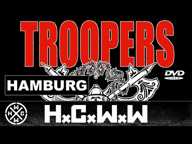 Troopers DVD Rücksichtslos Geisteskrank - Scheißegal - HAMBURG