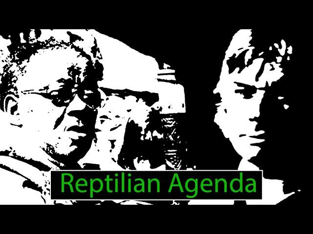 The Reptilian Agenda - David Icke Credo Mutwa - FULL VIDEO