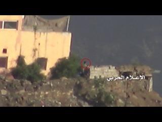 Йемен. +18. . Йеменский снайпер подстрелил саудита в провинции Джизан. Саудов...