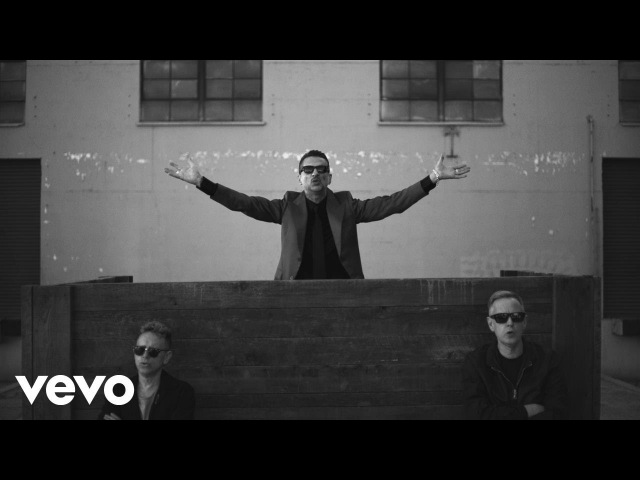 Depeche Mode Where's the Revolution Official Music Video