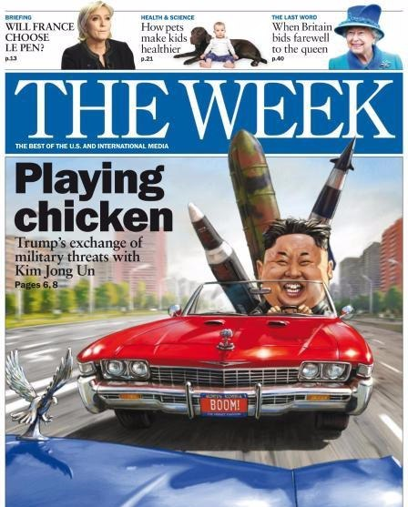 The Week USA April 28 2017