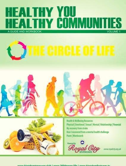Healthy You Healthy Communities Volume 1 2017