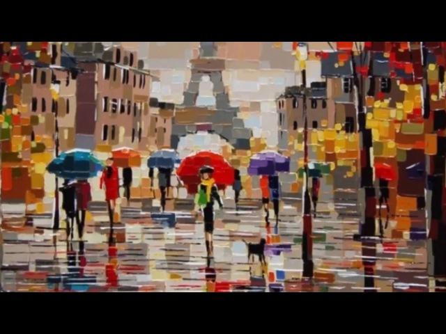 Танго Дождь идет
