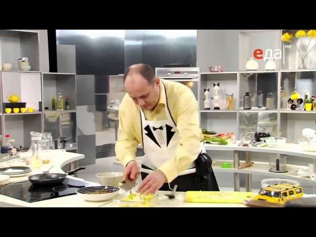 Слоеный пирог с тремя начинками рецепт от шеф повара Илья Лазерсон русская кухня