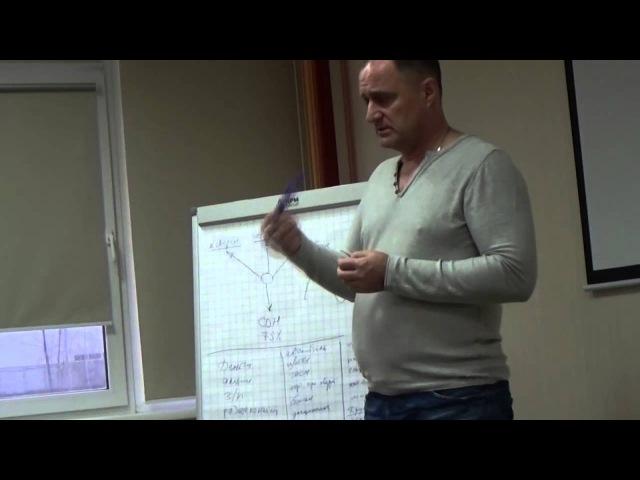 Софоос Лекция 11 Расширение диапазона восприятия введение в управление пространством 4д