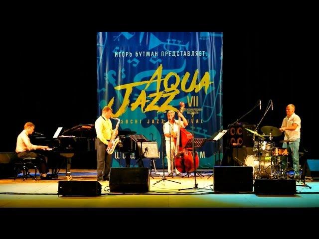 Волшебное выступление в Сочи на AQUA JAZZ