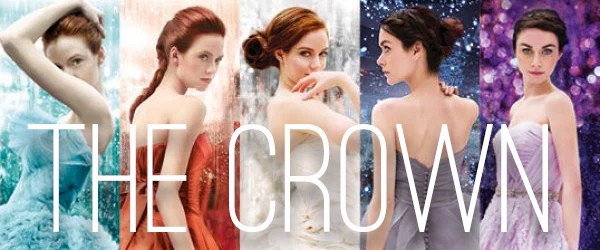 kiera cass- The Crown