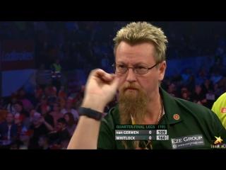 Michael van Gerwen vs Simon Whitlock (PDC World Series of Darts Finals 2016 / Quarter Final)