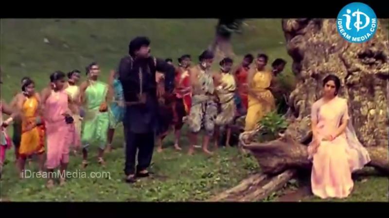 Aapathbandhavudu 1992 Songs Puvvu Navve Guvva Navve Song Chiranjeevi Meenakshi Sheshadri