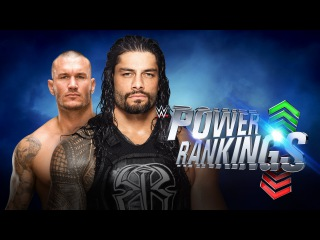 #My1 Roman Reigns poised for rebound in WWE Power Rankings: Aug. 27, 2016