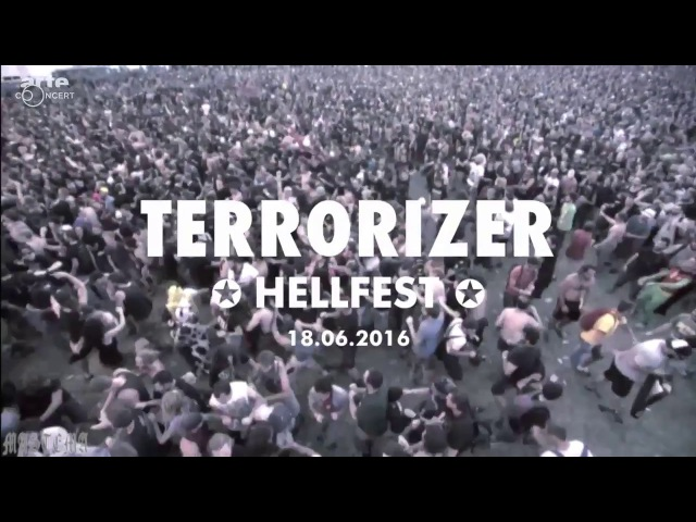 Terrorizer After World Obliteration Live 2016