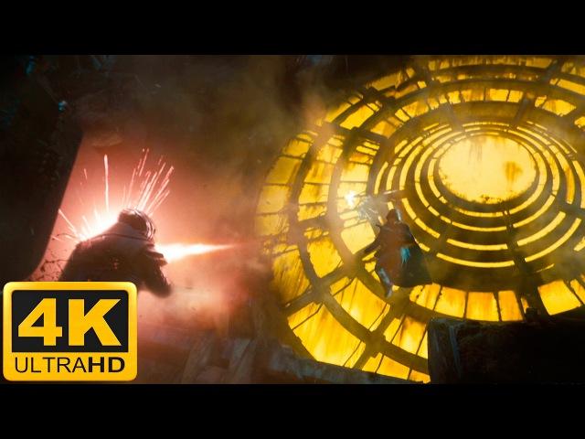 Хан уничтожает клингонов на Кроносе Стартрек Возмездие 4K Ultra HD