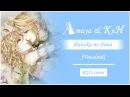 [HBD (belated) lily∀maya] Amaya Kuro-no-Himitsu - Haitoku no Hana [Vocaloid RUS cover]
